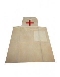 Delantal de enfermera