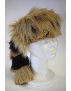 Sombrero mapache