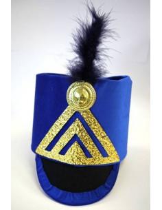Sombrero de majorette adulto