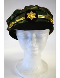 Gorra militar adulto
