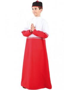 Disfraz de monaguillo infantil