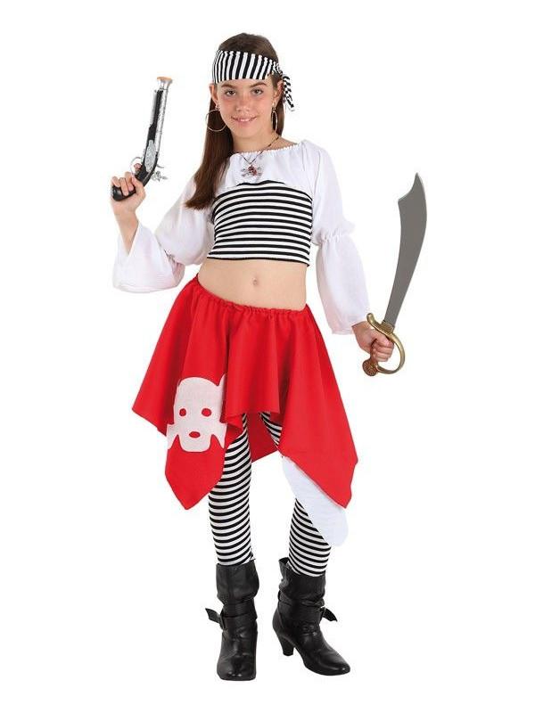 60409abfbb5 Disfraz pirata niña - Comprar en Tienda Disfraces Bacanal