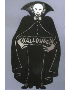 Decoración Drácula Halloween