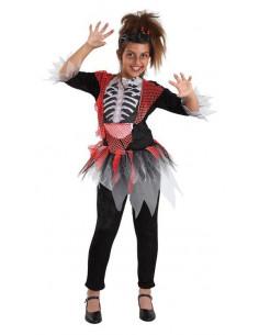 Disfraz de bailarina zombie