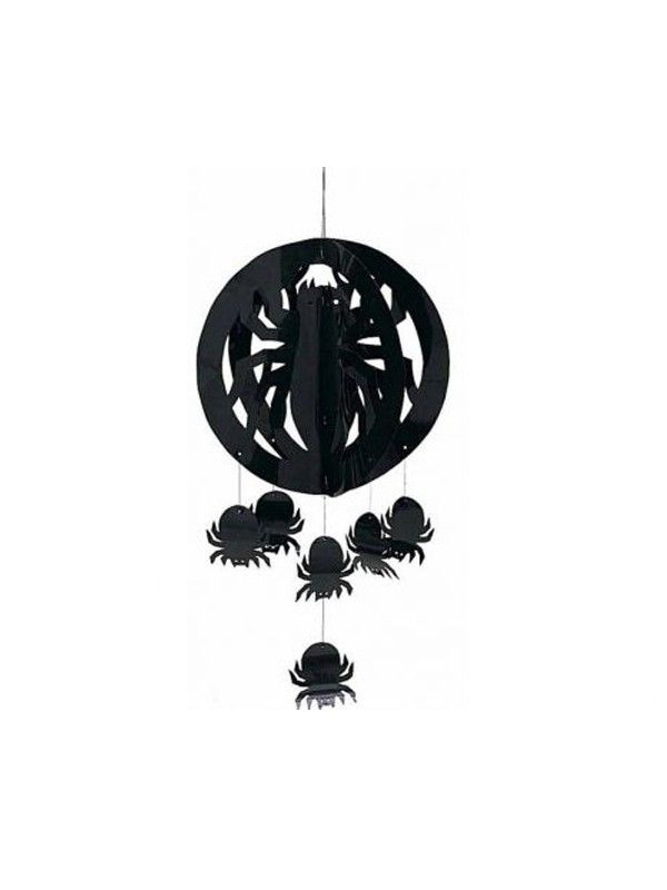 Colgante arañas decoracion