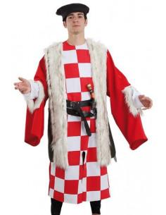 Disfraz de regidor medieval