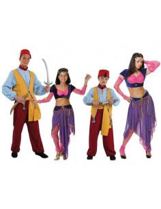 Disfraces de árabes