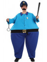 Disfraz de policia divertido