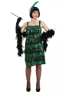Disfraz de Charleston para mujer