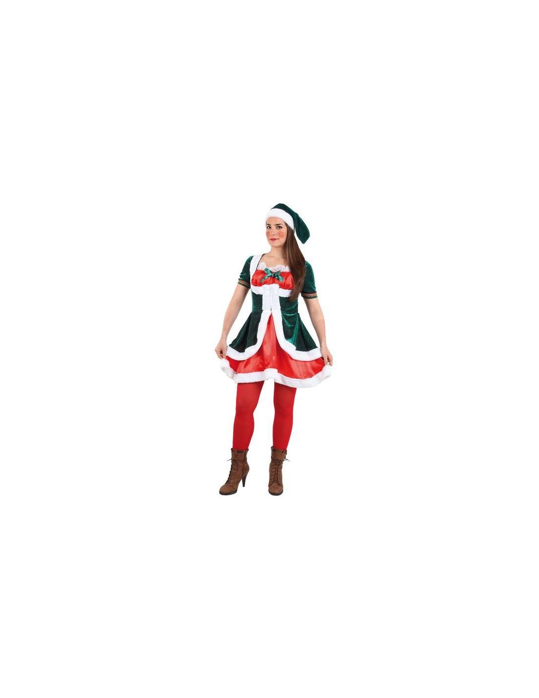 disfraz elfa navidad loading zoom - Disfraz De Elfa