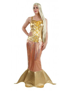Disfraz sirena sexy