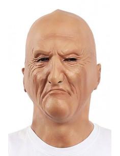 Máscara hombre calvo