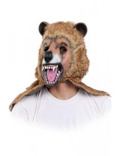Máscara oso pardo