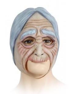 Máscara abuela cascarrabias