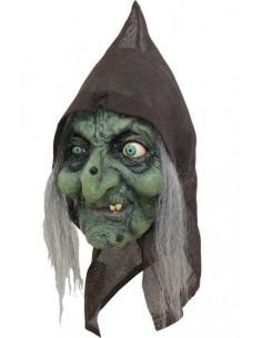 Máscara bruja vieja