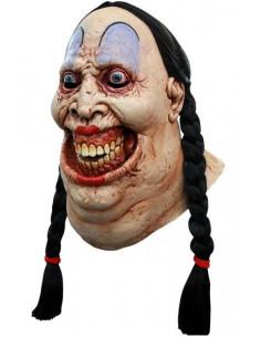 Máscara mujer gorda