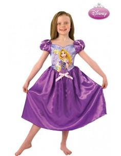 Disfraz Rapunzel morada Disney