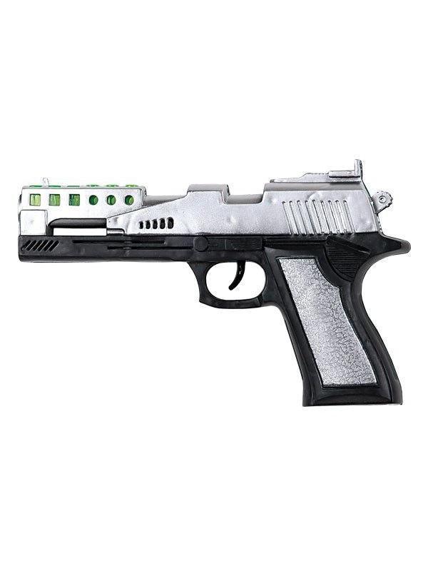 Pistola de policia