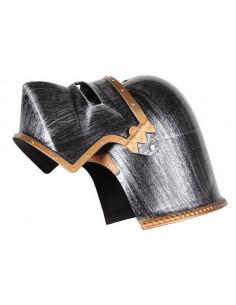 Casco medieval picudo