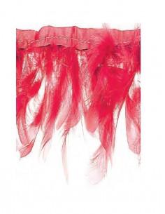 Fleco plumas marabu