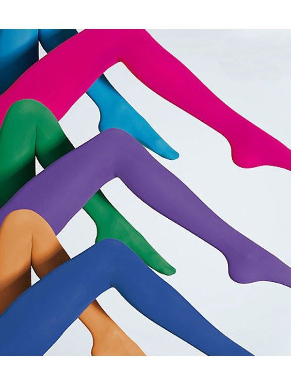 Panty adulto colores
