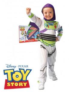 Disfraz Buzz Lightyear classic en caja