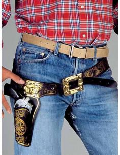 Cinturón con cartuchera