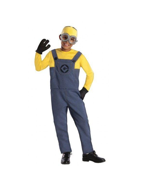 Disfraz Minion niño