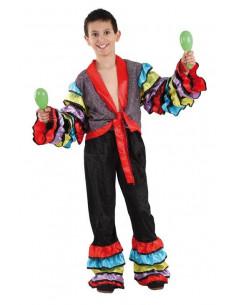 Disfraz de samba chico