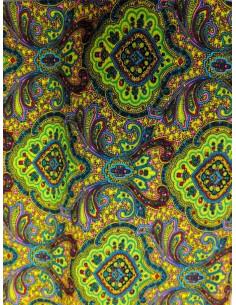 Tejido strech hippie