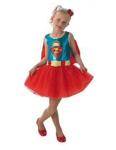 Disfraz Supergirl Hello Kitty infantil