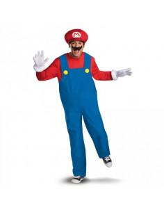 Disfraz Mario Bross prestige