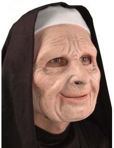 Máscara Monja Cuidad de Ladrones látex