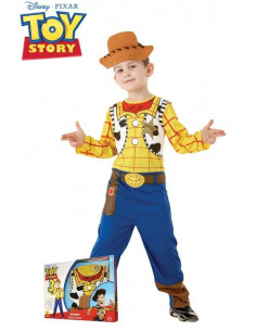 Disfraz Woody infantil en caja