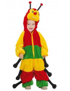 Disfraz ciempiés bebé
