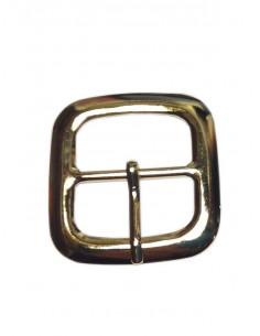 Hebilla metal cuadrada