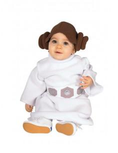 Disfraz Princesa Leia bebé Star Wars