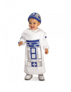 Disfraz R2D2 bebé Star Wars