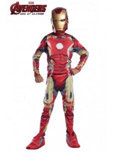 Disfraz Iron Man infantil Los Vengadores