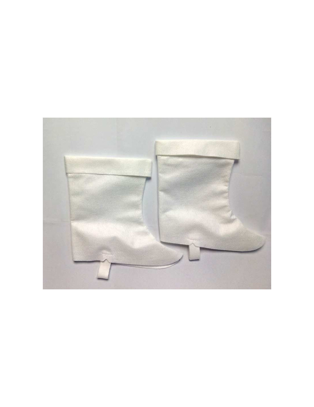Cubre botas pies de mujer blanco 6GLMrsU1U