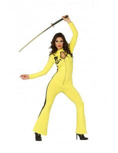 Disfraz Kil Bill mujer