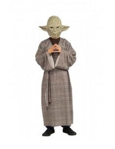 Disfraz Maestro Yoda deluxe niño