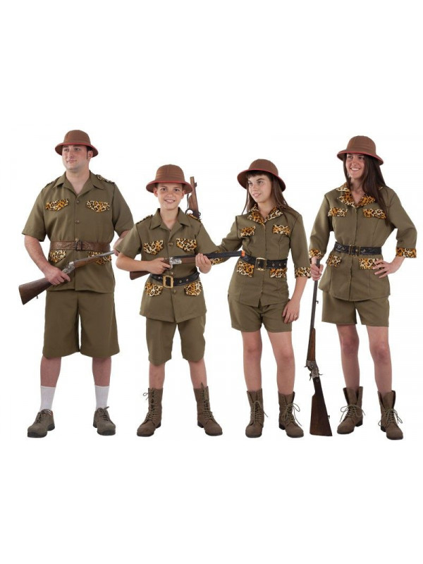 Disfraz en Grupo de Exploradores Safari - Comprar en Tienda Bacanal f3a779f0cbb