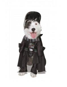 Disfraz Darth Vader para perro
