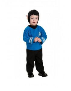 Disfraz Spock Star Trek para bebé