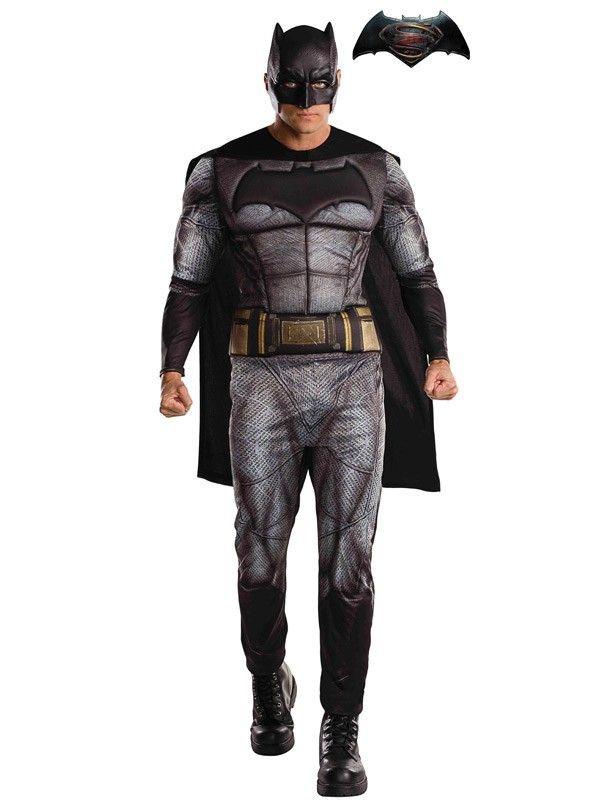 Disfraz Batman adulto Batman vs Superman