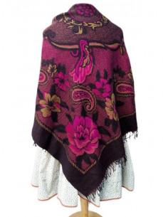 Pañuelo lana gruesa