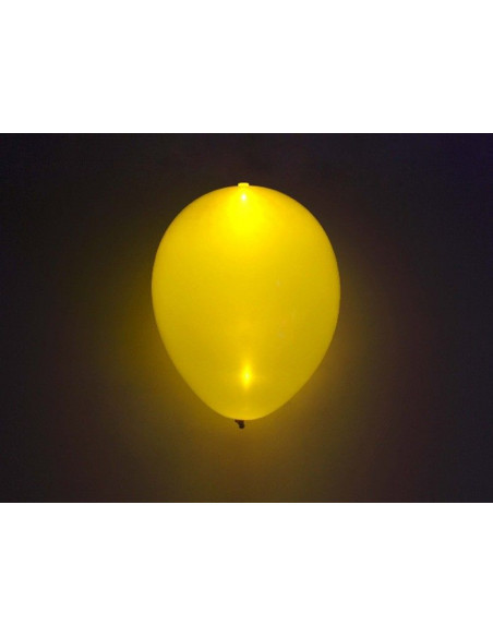 Globos con led de látex