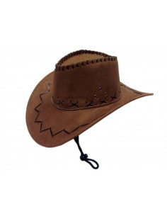 Sombrero cowboy lujo