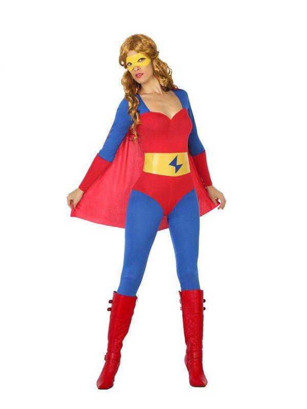 Disfraz Superheroína de cómic